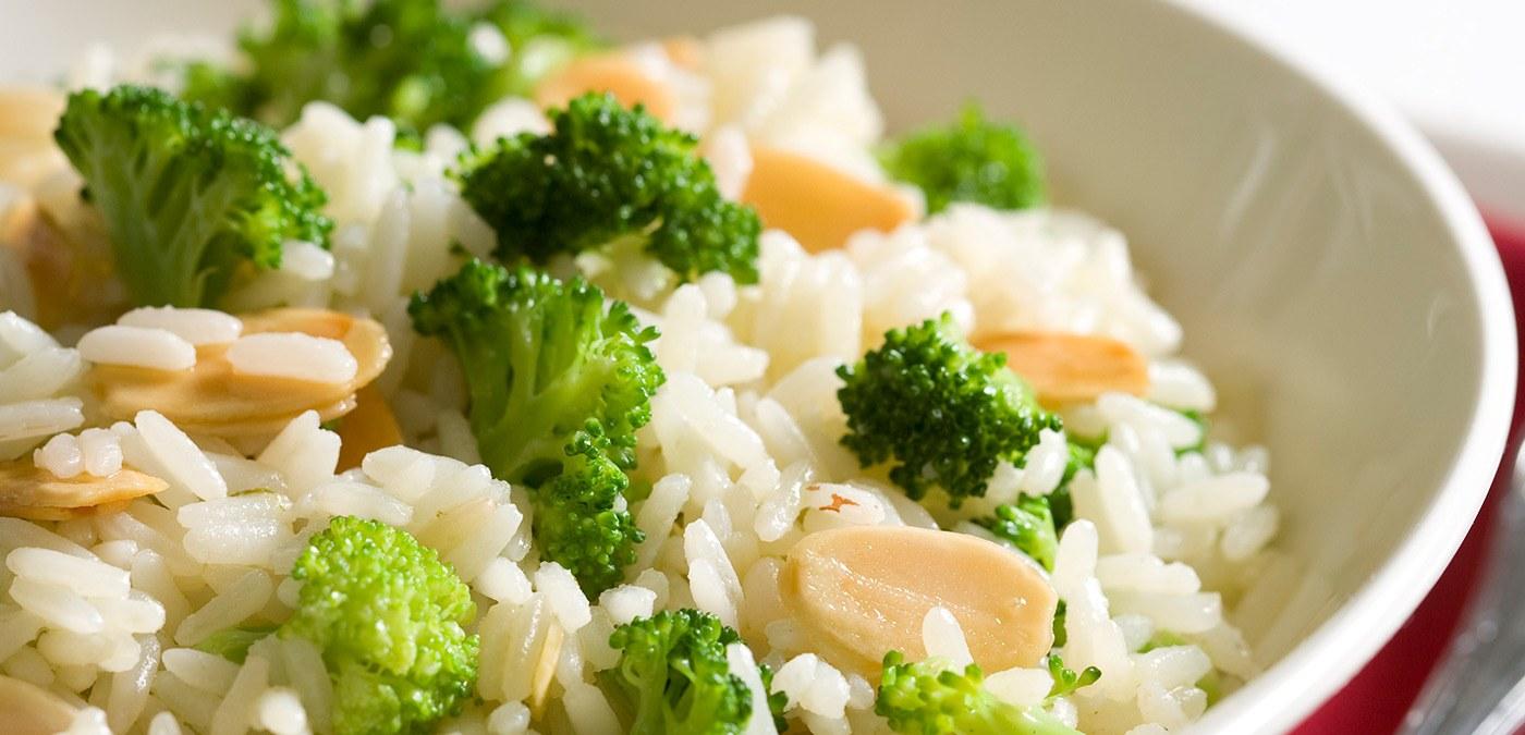 Resultado de imagem para Arroz com brócolis
