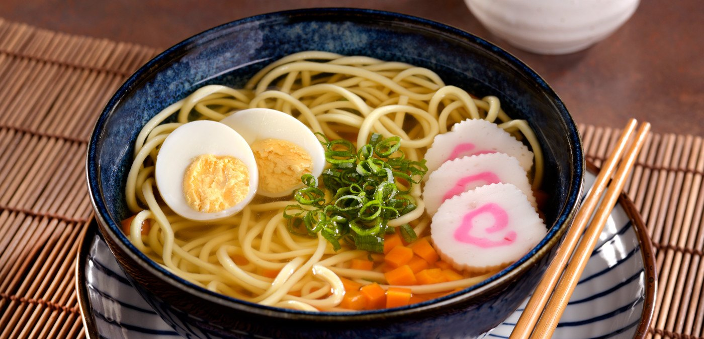 Receita: Shio lámen - Sabores Ajinomoto
