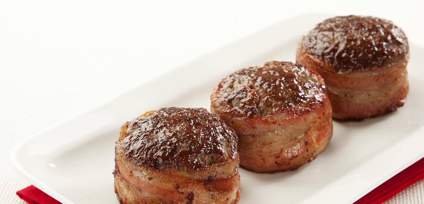 Como fazer medalhão de carne moída