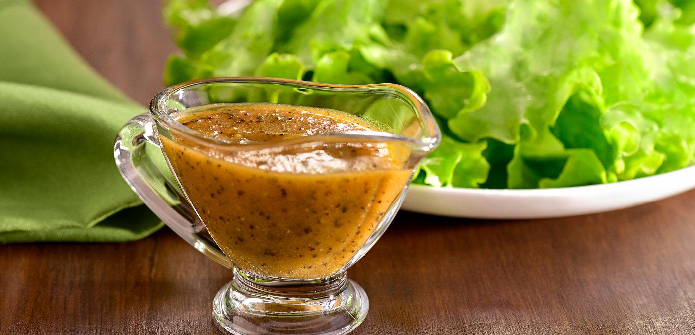 molho havaiano de salada