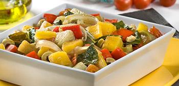 legumes na pressão