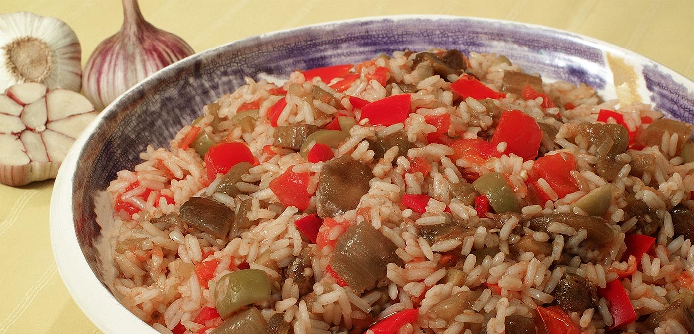 ARROZ DE VEGETAIS