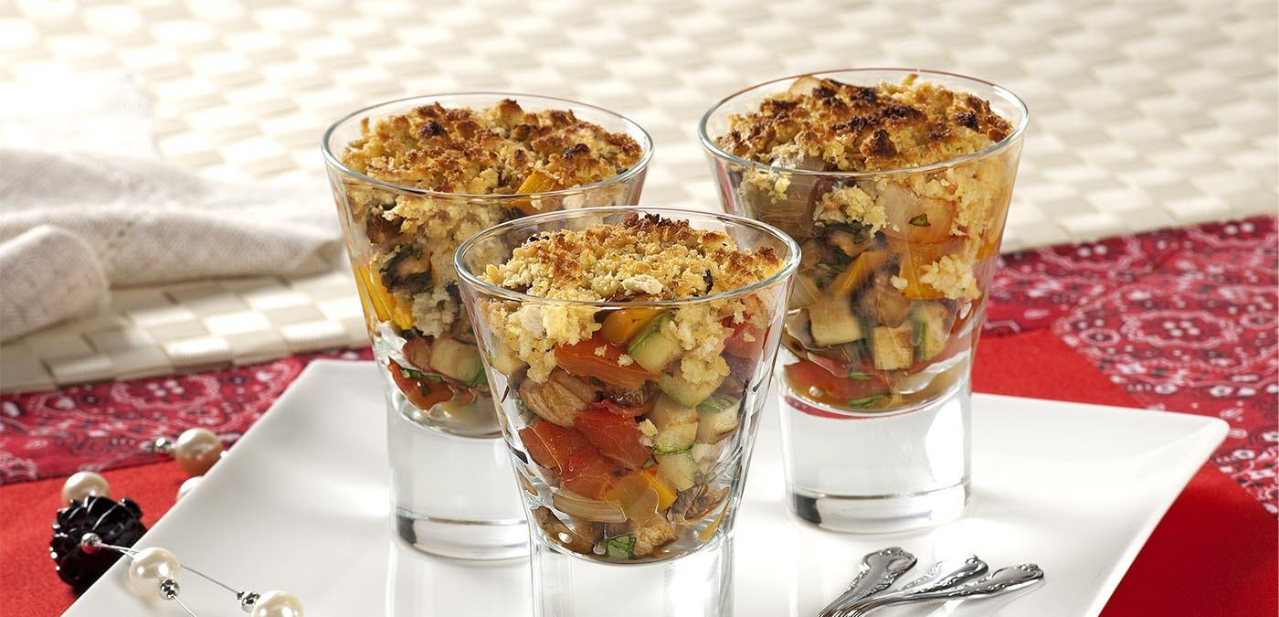 "RATATOUILLE ""CRUMBLE"""